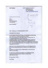 Rolf Scheer 247a? - Arbeitslosenzentrum Dortmund ev