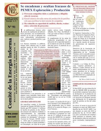 Comité de la Energía Informa - RazonEs de SER