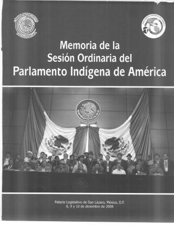 Memoria - Cámara de Diputados