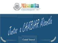 Presentación pdf - Misantla