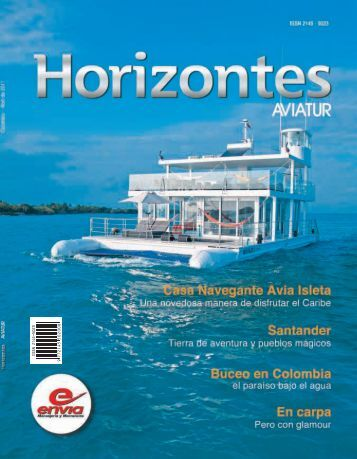 9 7 7 2 1 4 5 5 0 2 0 0 8 ISSN 2 1 4 5 - 5 0 2 3 - Revista Horizontes