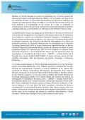 Barañao refuerza la cooperación bilateral en ciencia y tecnología ... - Page 2