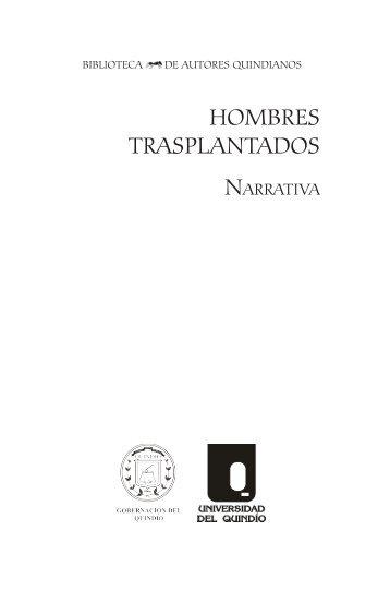 HOMBRES TRASPLANTADOS - Universidad Tecnológica de Pereira