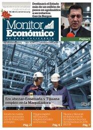Encabezan Ensenada y Tijuana empleo en la Maquiladora - Monitor ...