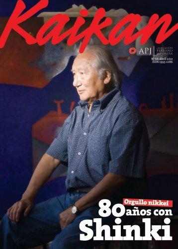 Kaikan Nº 66 - Abril 2012 - Asociación Peruano Japonesa