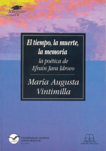 OCR Document - Repositorio UASB-Digital - Universidad Andina ...
