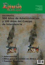 revista ejército nº 843 junio 2011 - Portal de Cultura de Defensa ...