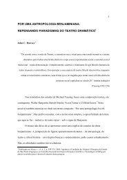 Por uma antropologia benjaminiana - Agenciawad.com.br