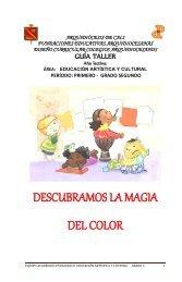 DESCUBRAMOS LA MAGIA DEL COLOR - Fundaciones Educativas ...