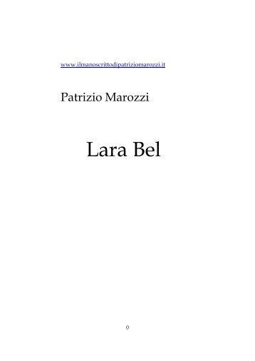 Lara Bel - Patrizio Marozzi