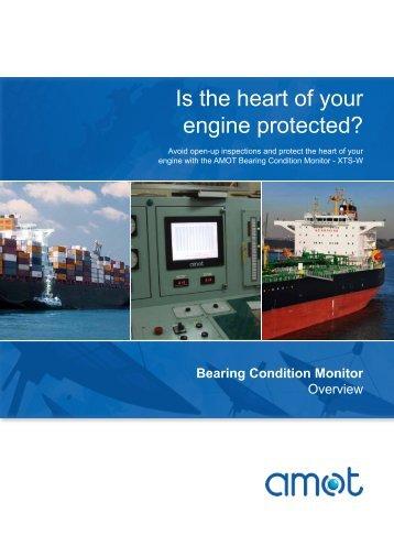 Bearing Condition Monitor - Amot
