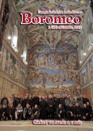 I. číslo Boromea, 2013 - Boromeo