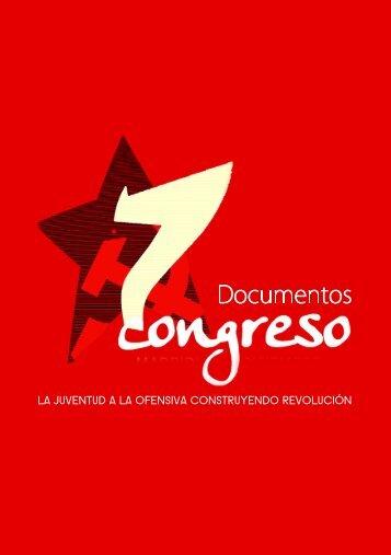 AQUÍ - Colectivos de Jóvenes Comunistas