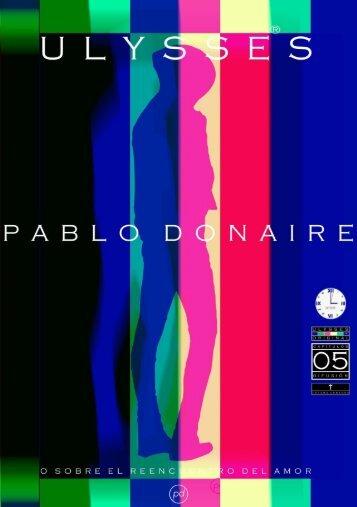 Descarga los tres primeros capítulos - Pablo Donaire