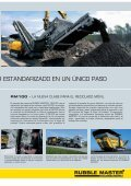 RM100 Folder - Rubble Master HMH GmbH - Page 5