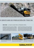 RM100 Folder - Rubble Master HMH GmbH - Page 7