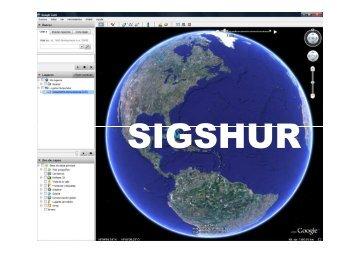 Manual de usuario del SIGSHUR - Conagua