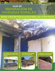 REPARACIÓN DE VIVIENDAS RURALES - Portal del Campo