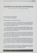 Anales del Colegio de Veterinarios - Page 7