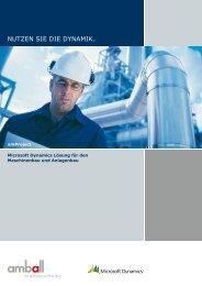 amproject Maschinenbau und Anlagenbau - Amball Business ...