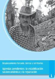 Agendas pendientes: la estabilización socioeconómica y la ... - Acnur