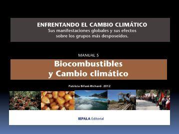 Biocombustibles y Cambio climático - Iepala