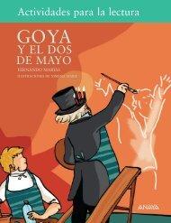 Goya y el dos de mayo - Anaya Infantil y Juvenil