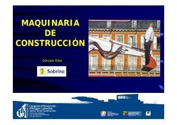 Maquinaria de construcción. (pdf, 5,08 mb) - osalan.euskadi.net