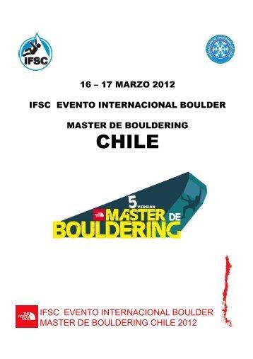 Bases aquí - Chileclimbers