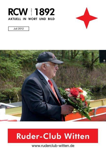 Juli 2012 - Ruder-Club Witten eV