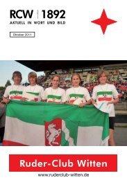 RCW 1892 - Ruder-Club Witten eV