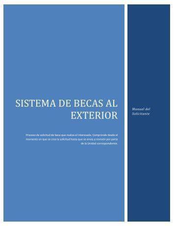 Manual SIBEX - Solicitud de Beca.pdf - Oficina de Asuntos ...