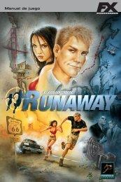 RUNAWAY - Manual de juego - FX Interactive