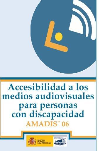 Accesibilidad a los Medios Audiovisuales - Jaen Accesible