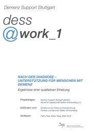 work - Alzheimer Gesellschaft Baden-Württemberg