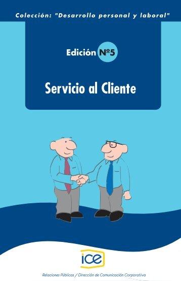 5. Servicio al cliente - Grupo ICE