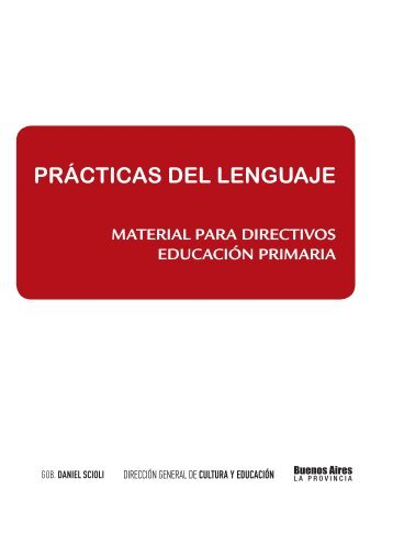 abrir - Dirección General de Cultura y Educación