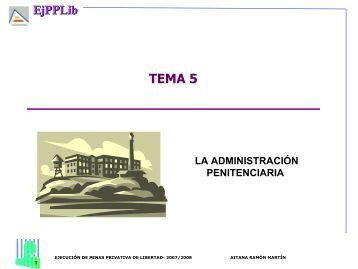 TEMA 5 EPPL.pdf - RUA
