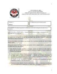 GUIA 3 LA PROPUESTA DE INVESTIGACION.pdf - Universidad Libre