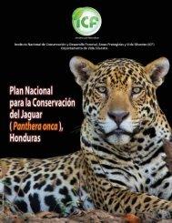 Plan Nacional para la Conservación del Jaguar en ... - Panthera