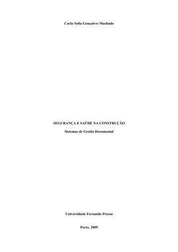 Ver/Abrir - Universidade Fernando Pessoa
