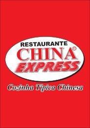 clique aqui para ver o nosso novo cardápio - CHINA Express