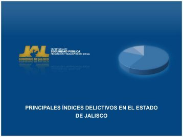 índice delictivo con base al total de averiguaciones previas por ...