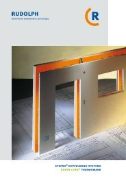 syspro® doppelwand-systeme green code® thermowand - Hermann ...