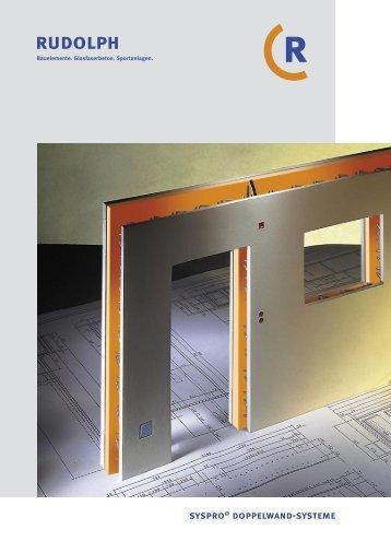 syspro® weisse wanne - Hermann Rudolph Baustoffwerk GmbH