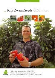 Rijk Zwaan in red peppers – 35-154 RZ! - Terralink Horticulture