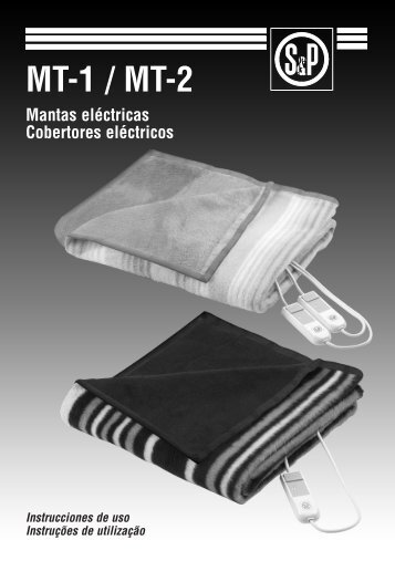 Manual de usuario MT-1 / MT-2 - Soler & Palau