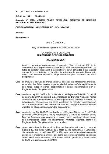 Reglamento de Disciplina Militar Naval con reformas.pdf - Digper2
