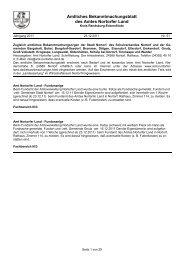 Amtliches Bekanntmachungsblatt Nr. 51 vom 23. Dezember 2011