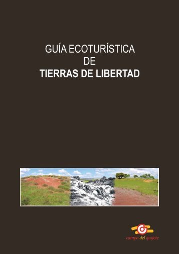 GUÍA ECOTURÍSTICA DE TIERRAS DE LIBERTAD - Diputación ...
